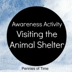 Awareness Activity: Visiting the Animal Shelter