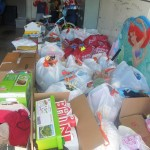 Service Project for Kids: Helping the Homeless, Our Family Service Project