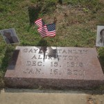 Act of Kindness:  Gravesite Service Act