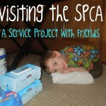 Act of Kindness:  Serving the SPCA