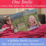 "Children's Book on Kindness: ""One Smile"""