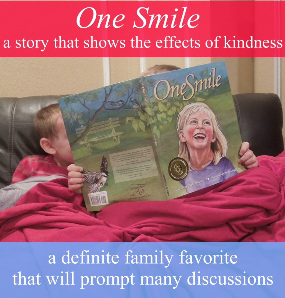 Children's Book on Kindness One Smile