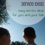 """In the Community"" Service Project Ideas"