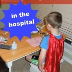 Act of Kindness:  Care Package a Our Young Friend in the Hospital