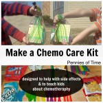 Act of Kindness:  Making Chemo Care Packages
