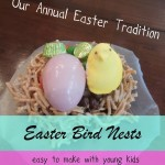Act of Kindness:  Easter Bird Nests