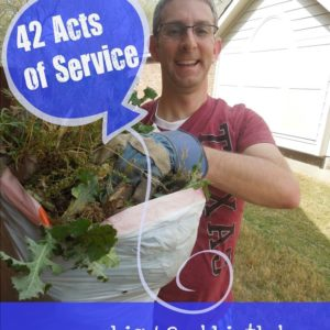 A Guy's 42 Acts of Service on His 42nd Birthday!