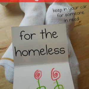 Act of Kindness:  Care Kit for the Homeless