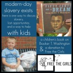 Act of Kindness:  A Conversation on Modern Day Slavery an Act of Kindness for Free the Girls
