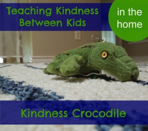 Teaching Kindness-Kindness Crocodile