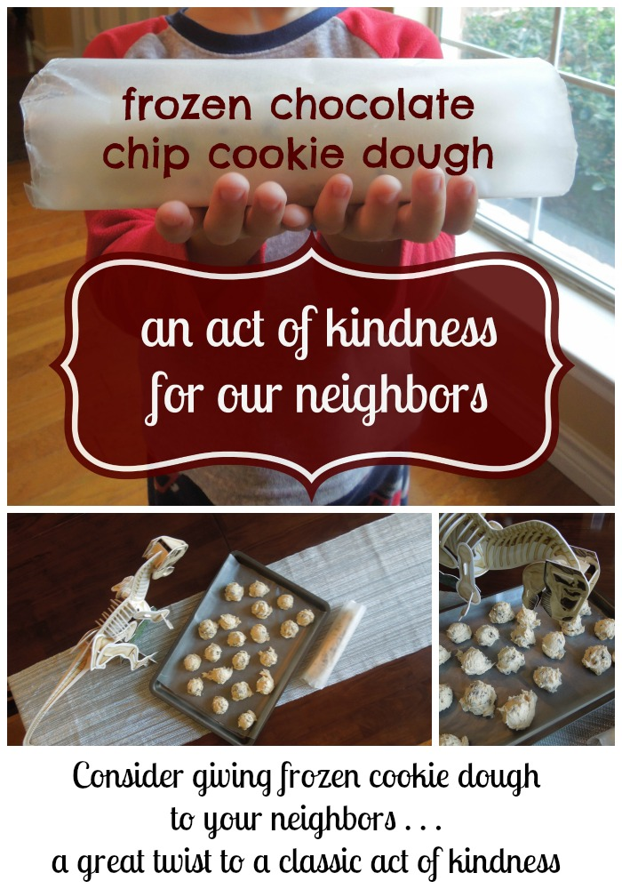 Act of Kindness for Our Neighbor Pennies of Time