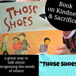 "Children's Book on Kindness: ""Those Shoes"""