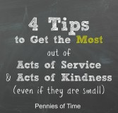 Tips for Serving Success