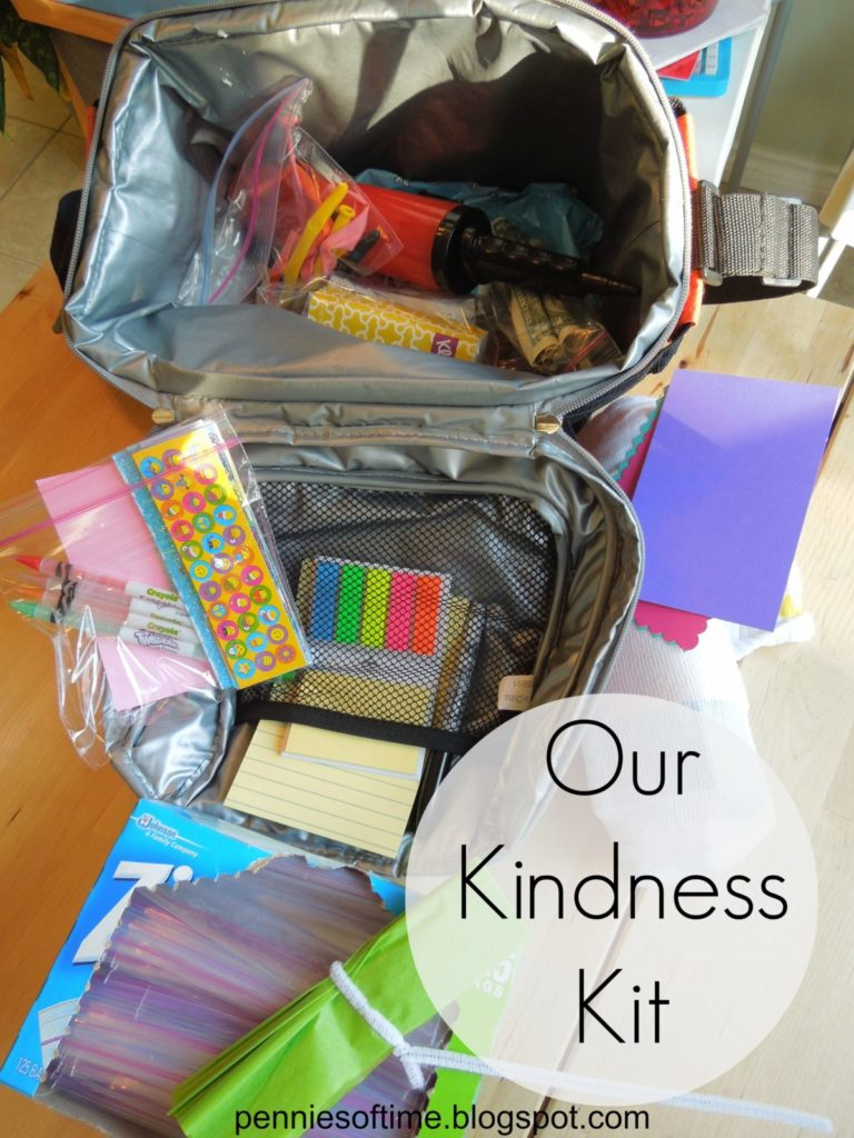 Inside Our Kindness Kit