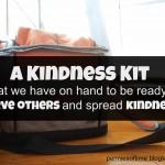 A Kindness Kit:  Just What You Need for Easy Service Opportunities