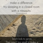 Serving Others:  What Can Kids Really Do?