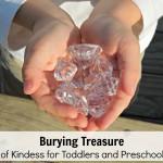 Act of Kindness:  Burying Treasure