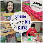 Service Project for Kids: Chemo Care Kit for Kids