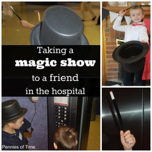 http://penniesoftime.com/helping-a-friend-who-is-chronically-ill-with-a-magic-show/