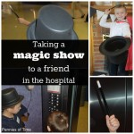 Act of Kindness: Helping a Friend Who Is Chronically Ill with a Magic Show
