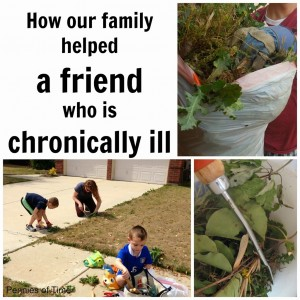 http://penniesoftime.com/ways-to-help-the-chronically-ill-with-your-kids/