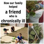 Ways to Help the Chronically Ill with Your Kids