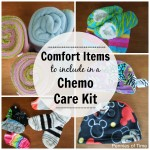 Service Project for Kids: Comfort Items to Give to Cancer Patients