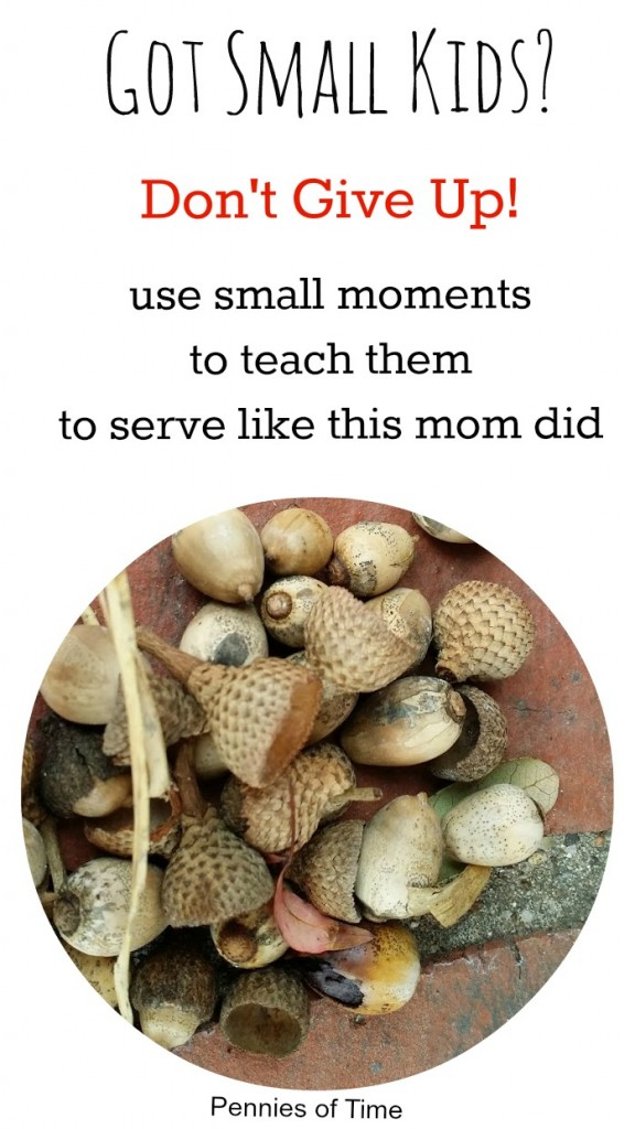 Use Small Moments Pennies of Time