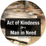 Act of Kindness: Helping a Man in Need