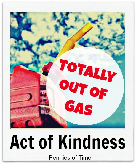 Act of Kindness at the Gas Station Pennies of Time