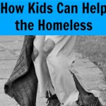 Act of Kindness: Kids Help the Homeless