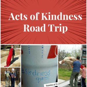Acts of Kindness Road Trip: Kindness Quest