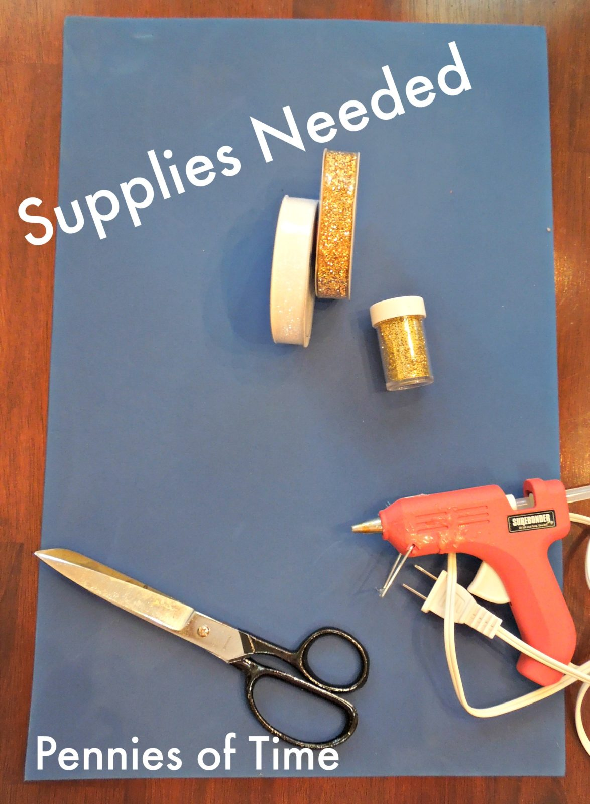 Supplies Needed for Kindness Quest Pennies of Time