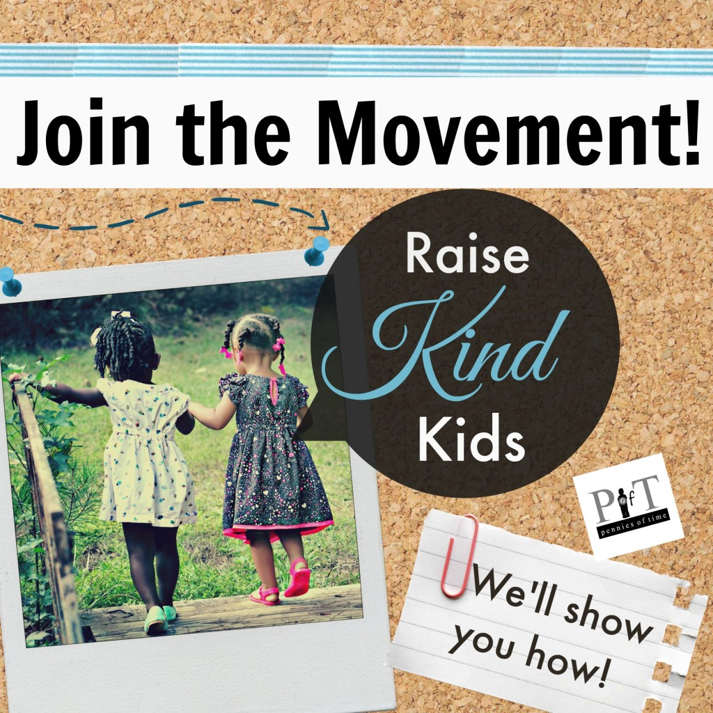 Join the Movement of Raising Kind Kids