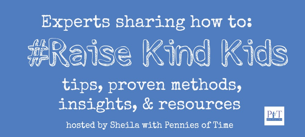 Experts sharing tips and ideas to #raisekindkids