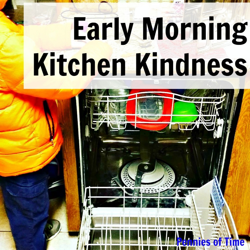 Acts of Kindness Kids Can Do Early Morning Kindness in the Kitchen