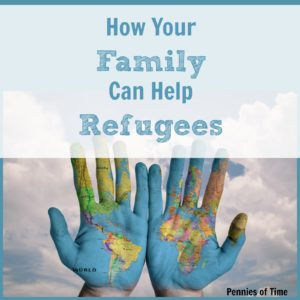 Helping Refugees with Your Kids