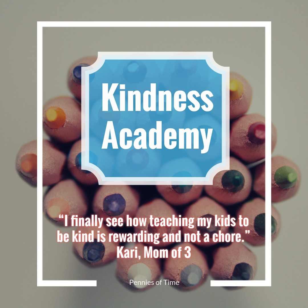 Kindness Academy Answer to Raising Kind Kids