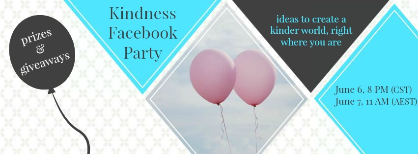 Kindness Facebook Party