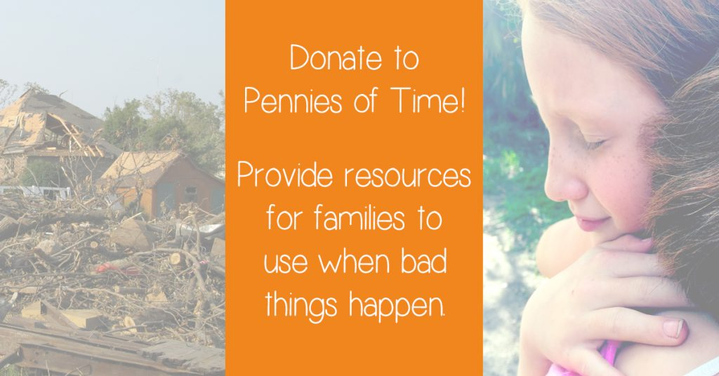 lets become the helpers pennies of time