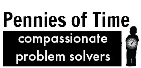 Pennies Of Time: Compassionate Problem Solvers