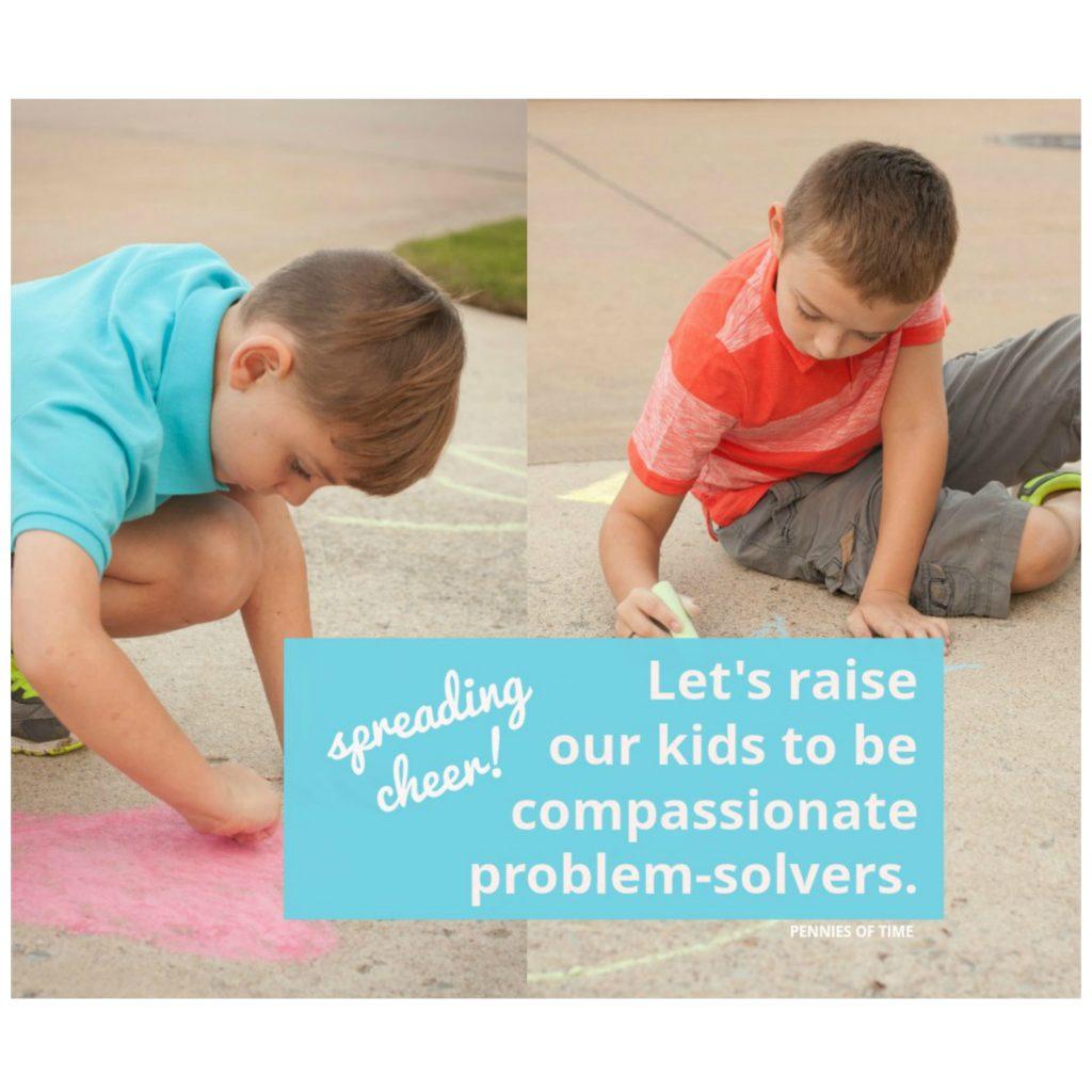 compassionate problem solvers